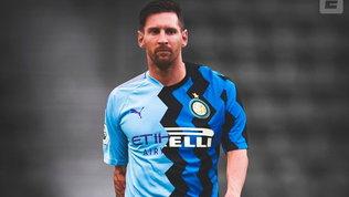 Mancini gli lascia la 10, l'Nba lo chiama e la Honda... tutti pazzi per Messi!