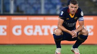 """Juventus, passi avanti per Dzeko. Offerto anche Cavaniche dice """"no"""""""
