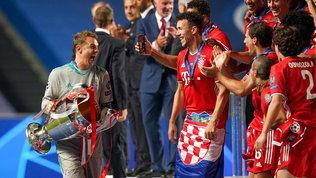 Manuel Neuer ha rivoluzionato il ruolo del portiere