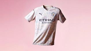 Manchester City, ecco la terza maglia. La indosserà Messi?