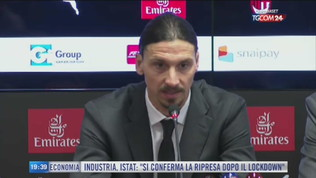 Milan, vicinissimo il rinnovo di Ibrahimovic