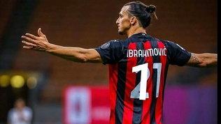 """Milan, Ibra si scalda """"dando i numeri"""": avrà la 11 o la 9?"""