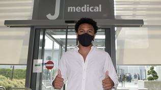 McKennie al J Medical: giornata di visite mediche