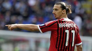 Milan, neanche Ibra sfida la maledizione della numero 9