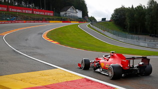 """Leclerc: """"Non mi aspetto miracoli"""". Vettel: """"Domani andrà meglio"""""""