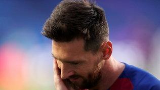 Messi, la guerra continua: non si presenterà ai test medici del Barça
