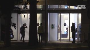 Ibra torna a Milano, le immagini