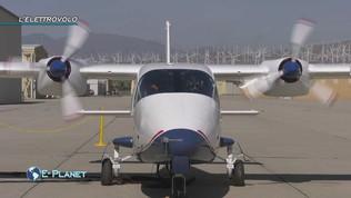L'elettrovolo, anche l'aereo sarà elettrico
