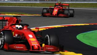 """Binotto: """"Inutile illudersi"""".Leclercsi arrende, Vettel critico"""