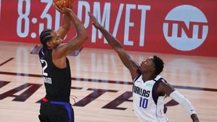 Boston sgambetta Toronto, i Clippers eliminano Doncic, Murray fa esultare Denver