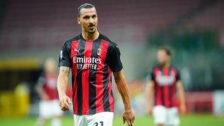 """Ibrahimovic: """"Al Milan mi sento a casa, con la 21 non ero io"""""""