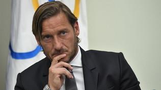 """Totti e l'era Friedkin: """"Io e la Roma prima o poi ci ritroveremo"""""""