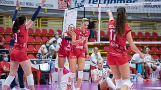Sarà UYBA-Novara in semifinale: sconfitte Chieri e Firenze