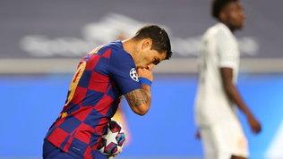 Juve-Suarez, c'è l'accordo: ma prima l'ostacolo buonuscita