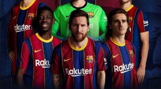 Barça, messaggio a Messi: in primo piano tra i testimonial delle nuove maglie