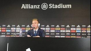 """Arthur si presenta: """"Un sogno giocare con CR7, la Championsè una priorità"""""""