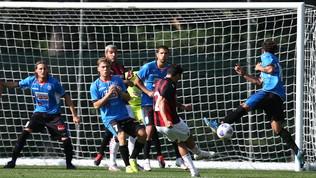 Milan, vittoria in rimonta: 4-2 al Novara