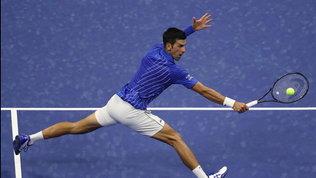 US Open: Djokovic vola al terzo turno, Camila Giorgi è eliminata