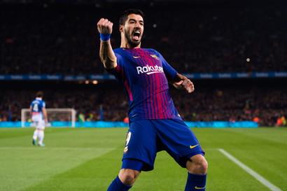 Juve Suarez E Vicinissimo Al Barca Un Indennizzo Simbolico News Sportmediaset