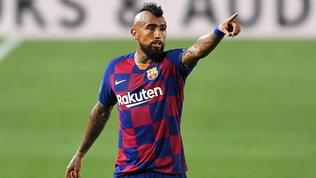 Inter-Vidal, ora ci siamo: via libera del Barça alla risoluzione