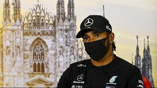 "Hamilton: ""Più veloci senza party mode"" |Verstappen si arrende: ""Troppo divario"""
