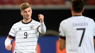 Gaya replica a Werner: Germania-Spagna è pari