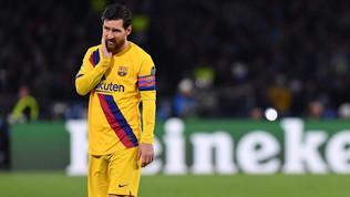 Leo-Liga-Barça: giornata di caos totale! Poi l'annuncio di Leo