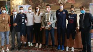 Presentata la Final Four di Supercoppa a Vicenza