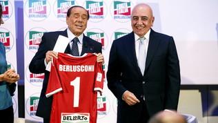 Coronavirus, Berlusconi e Galliani assenti: niente amarcorda San Siro