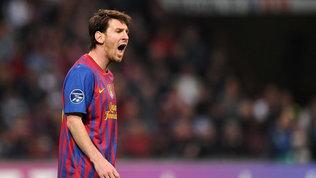 """Barcellona: Messi non si allena in attesa di test per Covid-19. De Jong: """"Felice che rimanga"""""""