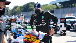 "Bottas sfida Hamilton: ""Gara interessante"".Sainz: ""Tanti rischi"""