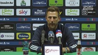 """Cagliari, Di Francesco: """"Con Nainggolan solo un arrivederci"""""""