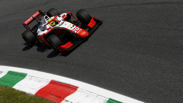 A Monza vince... Schumacher! Mick trionfa nella Formula 2
