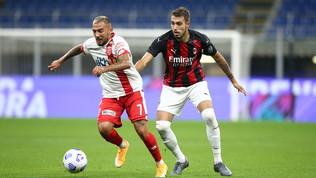 Le foto di Milan-Monza: derby a San Siro