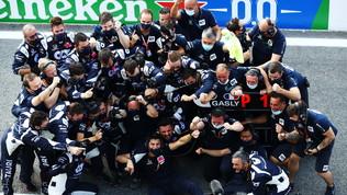 Da Vettel a Gasly: successo Alpha Tauri a Monza dopo 12 anni