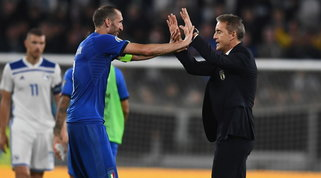 Mancini fa turnover con l'Olanda, ma Kean resta in panchina