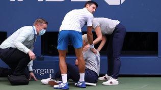 Clamoroso agli Us Open: squalificato Djokovic