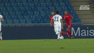 Svizzera-Germania 1-1: gli highlights