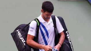"""Djokovic chiede scusa: """"Ho sbagliato, per me sarà una lezione"""""""