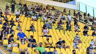 """Primo stadio a porte aperte, ma gli ultras restano fuori: """"Non è un teatro"""""""