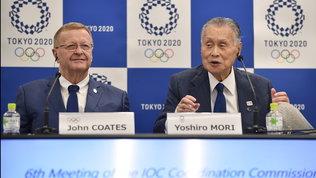 """CIO, Coates: """"Le Olimpiadi si faranno con o senza coronavirus"""""""