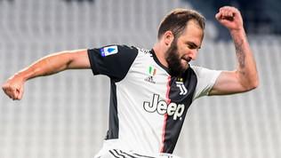 Juve-Higuain, via alla separazione:l'agente a Torino per larisoluzione