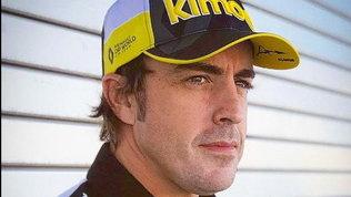 """Alonso è già carico: """"Manca poco per il mio ritorno con la Renault"""""""
