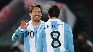 """Zanetti: """"Messi non potevamo prenderlo. Lautaro? Nessuna trattativa"""""""