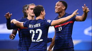 Francia,  remake Mondiale  a Saint-Denis: 4-2 alla Croazia