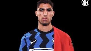 """Inter, ecco Hakimi: """"Proveremo a vincere lo scudetto"""""""