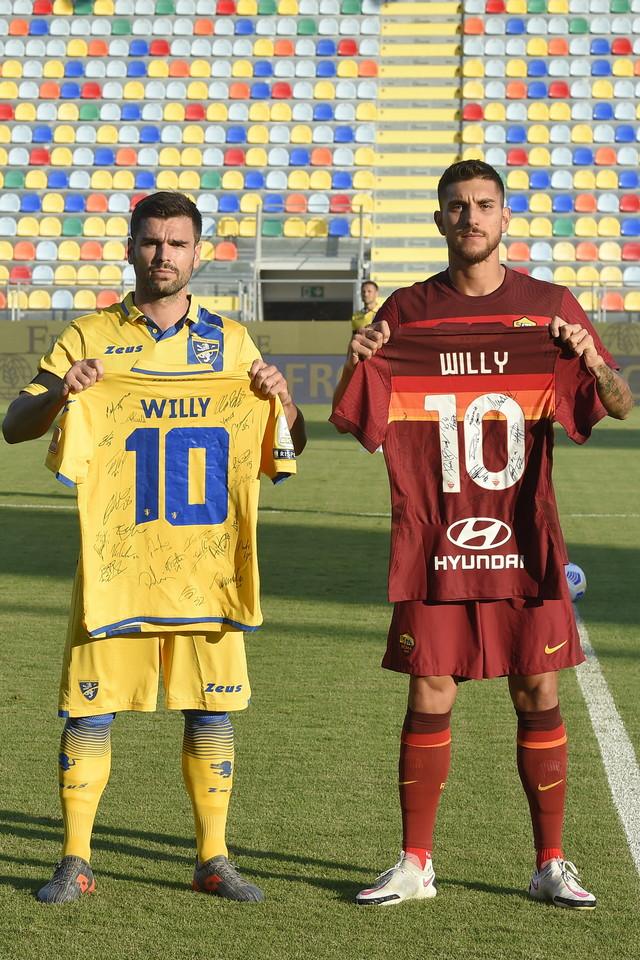Willy era un grande tifoso della Roma e quella maglia sognava di indossarla<br /><br />