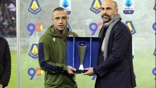 """Cagliari,Giulini si arrende: """"Nainggolan rimane all'Inter, vogliono tenerlo"""""""