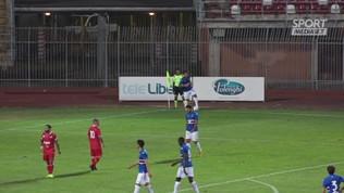 Amichevole Piacenza-Samp 0-3