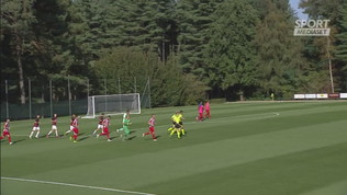 Il Milan fa 5 gol a Vicenza